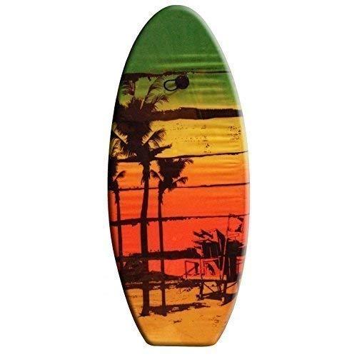 Lively Moments Bodyboard/Wellenreiter/Surfbrett Caribic Sun 100 cm