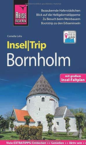Reise Know-How InselTrip Bornholm: Reiseführer mit Insel-Faltplan und kostenloser Web-App