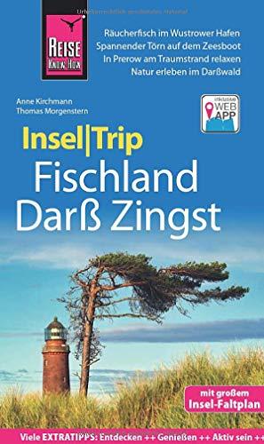 Reise Know-How InselTrip Fischland, Darß, Zingst: Reiseführer mit Insel-Faltplan und kostenloser Web-App