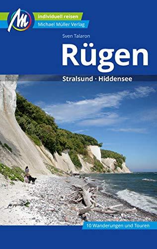 Rügen Reiseführer Michael Müller Verlag: Stralsund, Hiddensee (MM-Reisen)