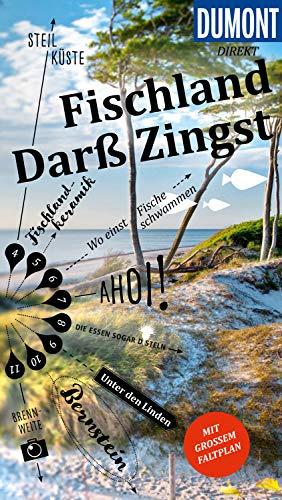 DuMont direkt Reiseführer Fischland, Darß, Zingst: Mit großem Faltplan (DuMont Direkt E-Book)