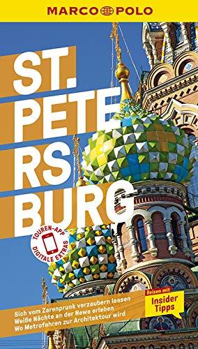 MARCO POLO Reiseführer St. Petersburg: Reisen mit Insider-Tipps. Inkl. kostenloser Touren-App