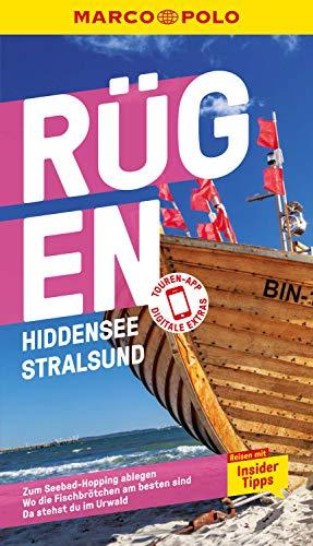 MARCO POLO Reiseführer Rügen, Hiddensee, Stralsund: Reisen mit Insider-Tipps. Inkl. kostenloser Touren-App (MARCO POLO Reiseführer E-Book)