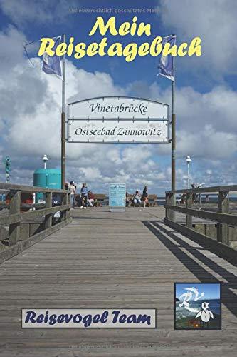 Mein Reisetagebuch: Zinnowitz (Reisetagebücher Ostseeküste)