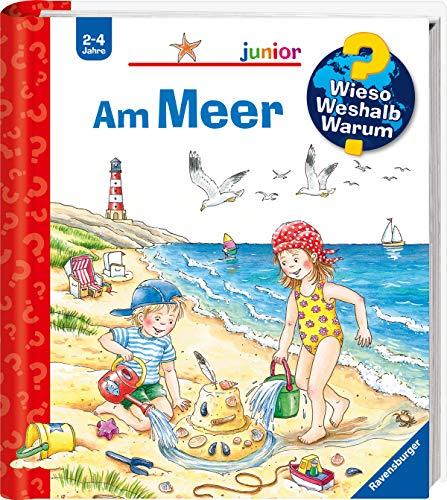 Wieso? Weshalb? Warum? junior: Am Meer (Band 17) (Wieso? Weshalb? Warum? junior, 17)