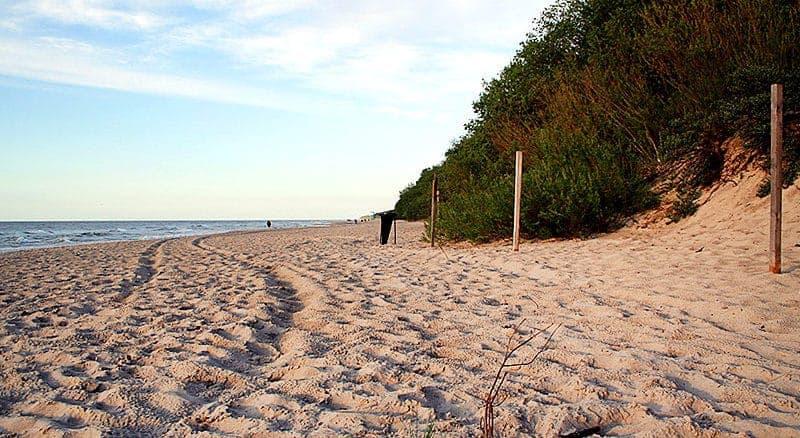 Pobierowo Poberow Polnische Ostsee