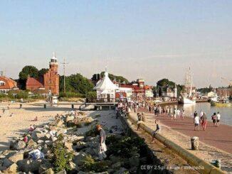 Ustka Stolpmünde Polnische Ostsee