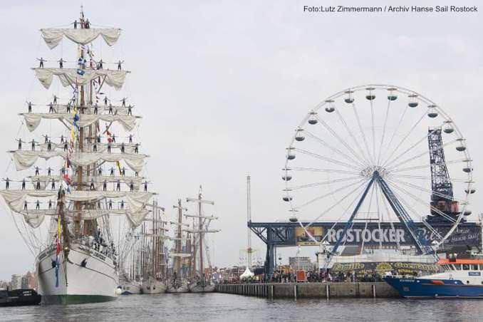 Cuauhtemoc Stadthafen