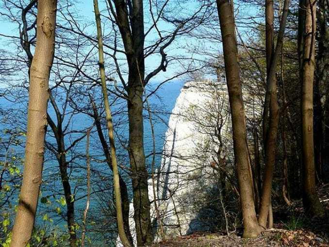 koeningsstuhl Ostseeinsel Rügen 🇩🇪 Urlaubsorte