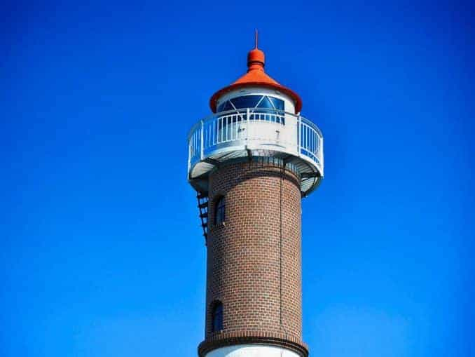 Leuchtturm Ostseeinsel Poel