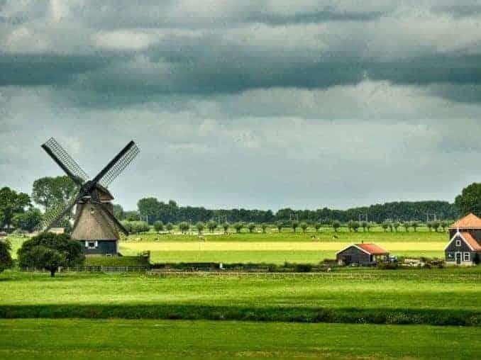 Wiek Landschaft Ostsee