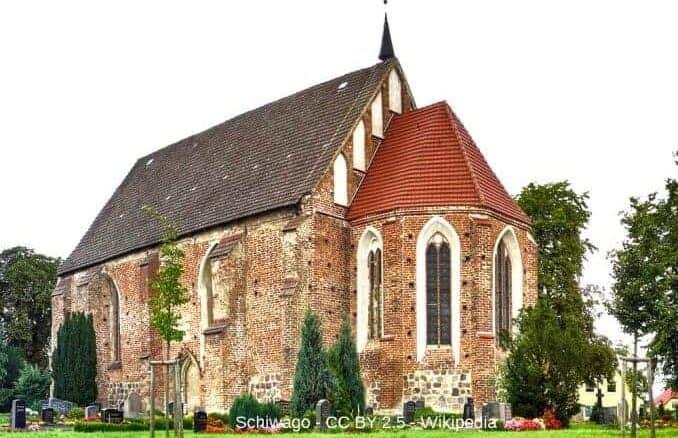 Bentwisch Kirche