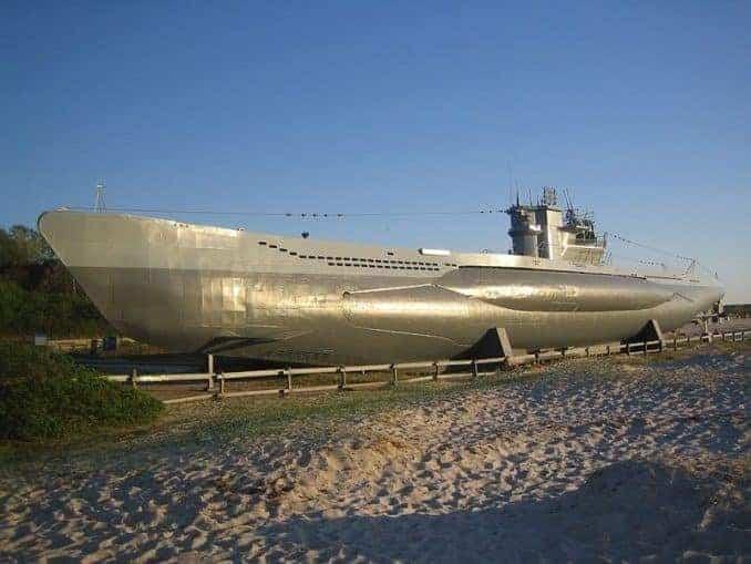 Laboe U-Boot U-995