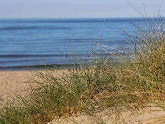 Baabe Düne Strand