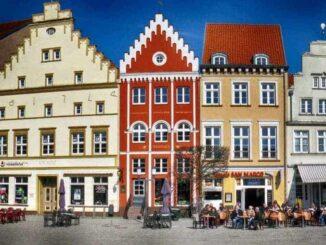 Ostsee Urlaub in Greifswald 🇩🇪 Urlaubsorte