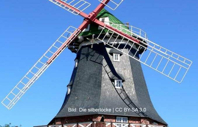 Galerieholländerwindmühle Kröpelin