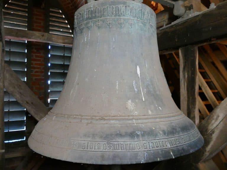 St. Nikolai Kirche Fehmarn Glocke
