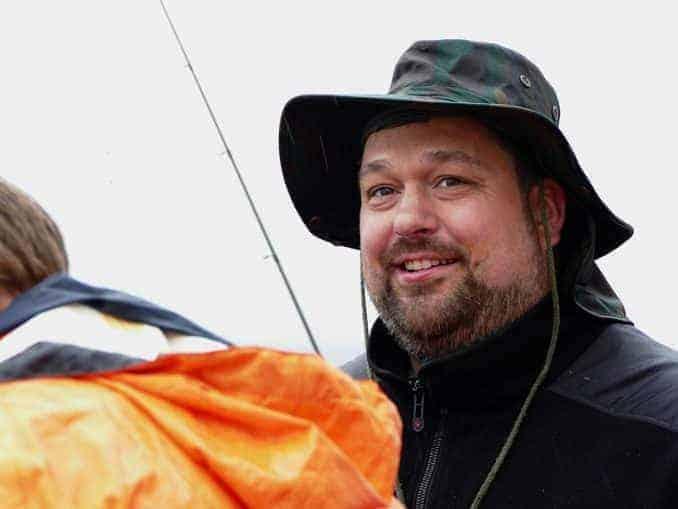 Freude auf den großen Fang beim Hochseeangeln in Heiligenhafen