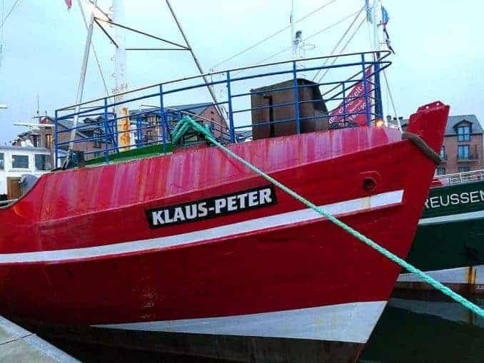 Das Schiff Klaus-Peter