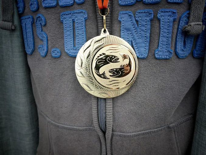 OM Hochseeangeln Goldmedaille