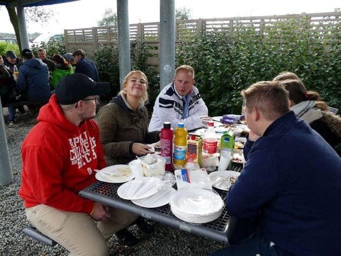 Ordentlich Essen in Heiligenhafen