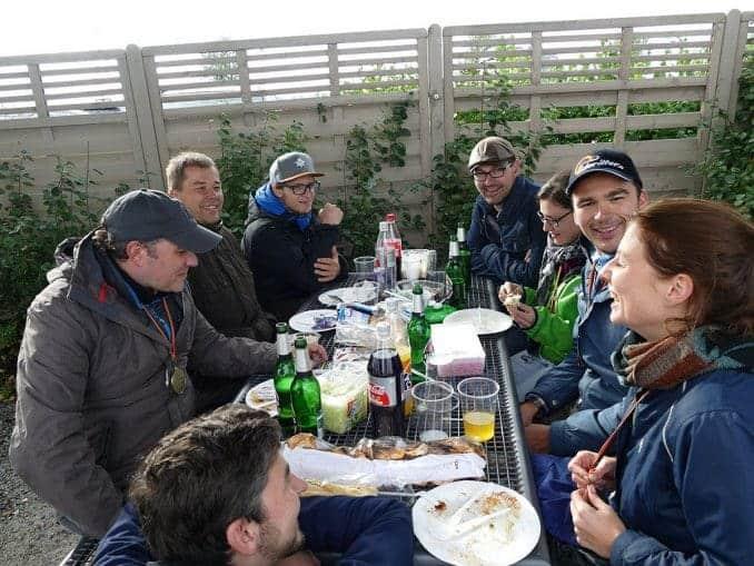 Gruppensitzung in Heiligenhafen