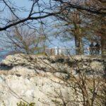 Blick auf den Aussichtspunkt