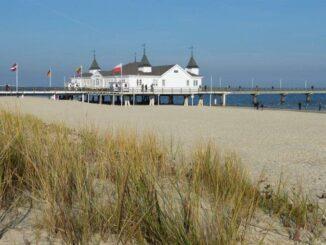 Seebrücke Ahlbeck 🇩🇪 Ausflugsziele
