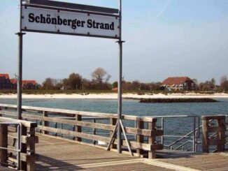 Seebrückenfest Schönberg Juli