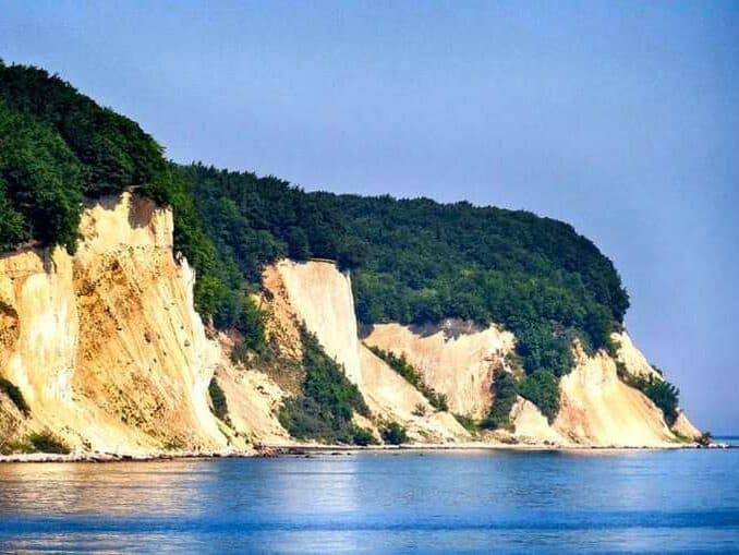 Kreidefelsen Rügen Ostsee