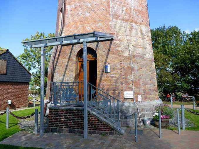 Eingang Leuchtturm
