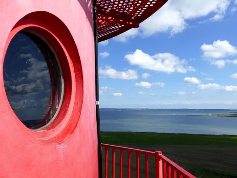 Bullseye vom Leuchtturm