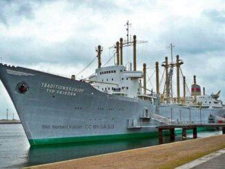 Schifffahrtsmuseum Rostock - Traditionsschiff Typ