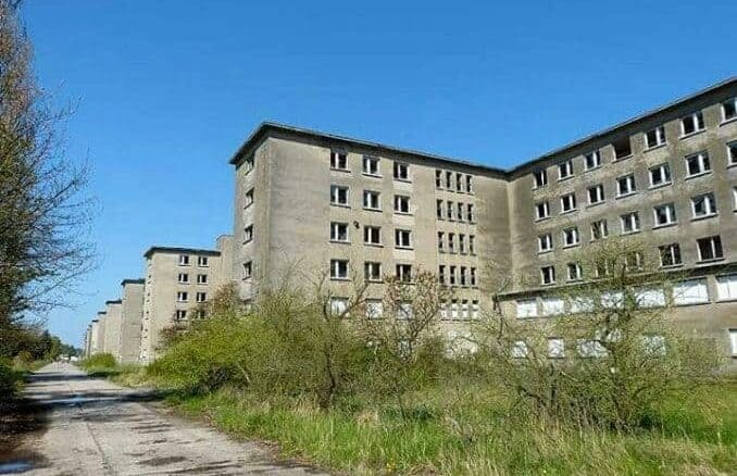 KDF-Prora-Ostsee