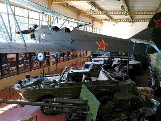Militär Waffen Museum Kolberg