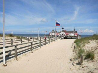 Urlaub im Ostsee Seeheilbad Ahlbeck 🇩🇪 Urlaubsorte