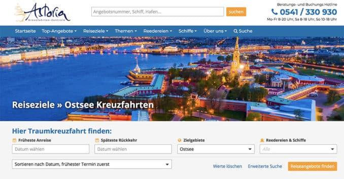 astoria-kreuzfahrten Ostsee Kreuzfahrt - Das solltest du wissen! Umfragen, Wissen & Informationen