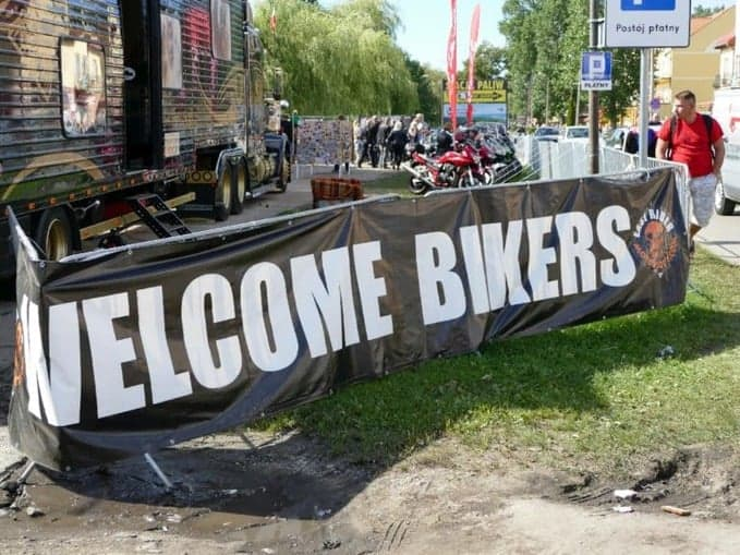 Bike Week Leba - All Bikers Welcome