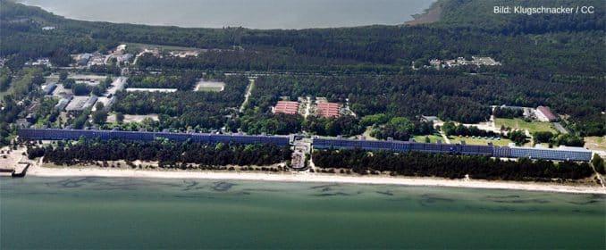 KdF Prora Luftbild