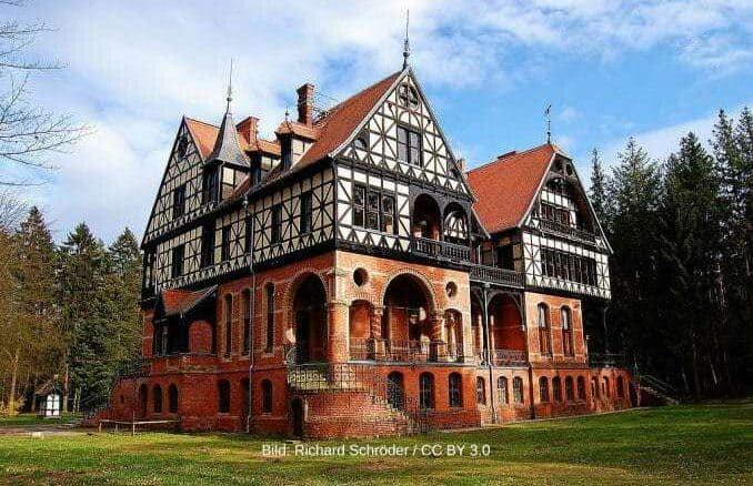 Schloss Gelbensande
