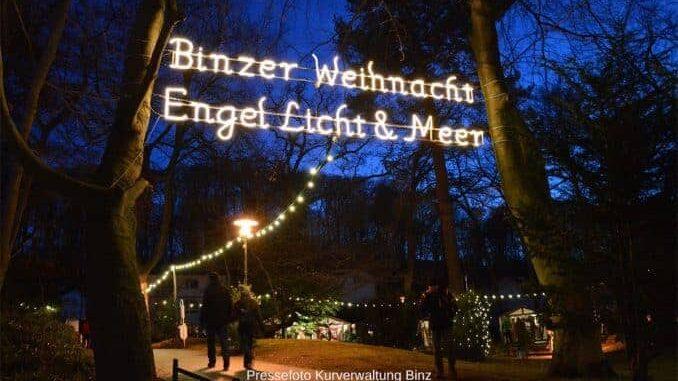 Weihnachtsmarkt Binz