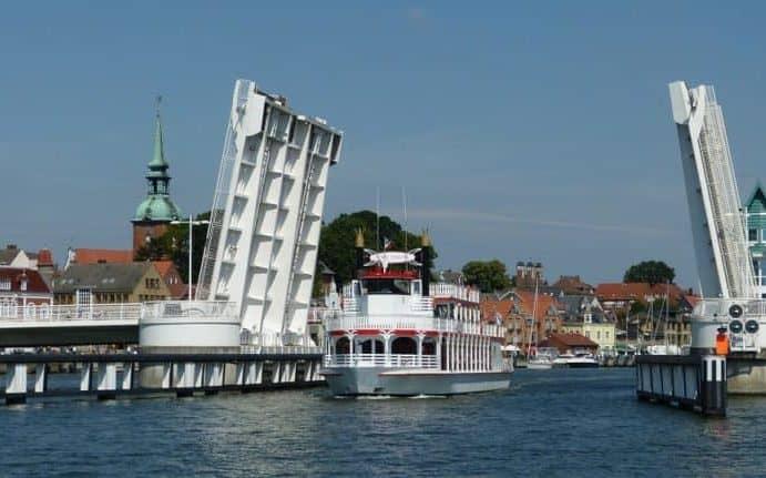 Klappbrücke Kappeln