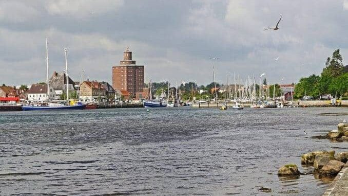 Urlaub im Osteebad Eckernförde