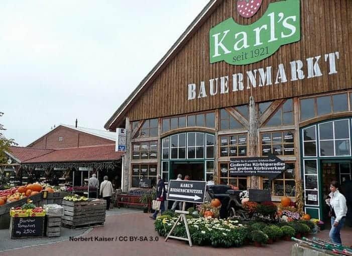 Karls Erlebnis-Dorf und Bauernmarkt Rövershagen