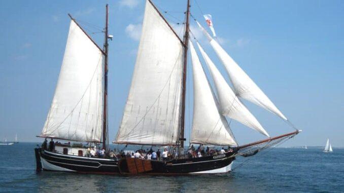 Kiel Segelschiff
