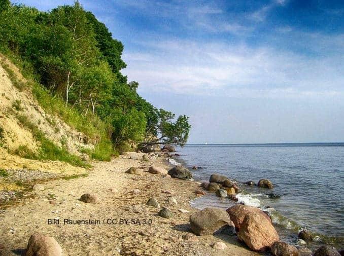 Urlaub auf der Ostsee Halbinsel Mönchgut