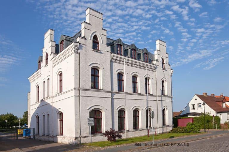 Rathaus in Sagard