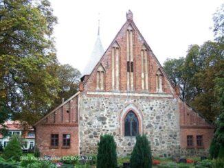 Kirche in Dersekow