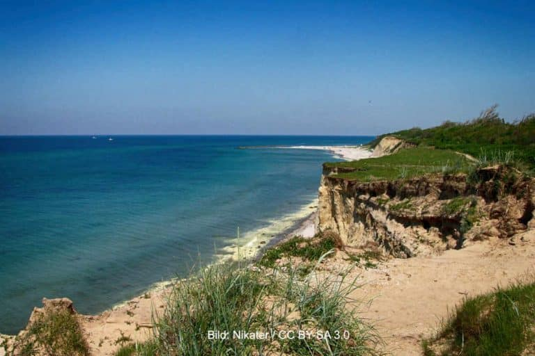 Steilküste Ahrenshoop