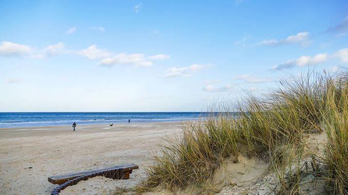 Düne in Karlshagen auf der Insel Usedom